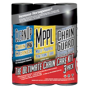 Maxima Chain Care Kit With Synthetic Chain Guard