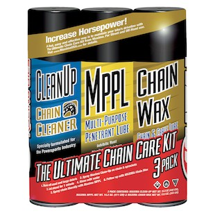 Maxima Chain Wax Care Kit