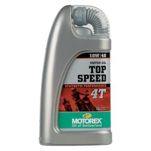 Motorex Top Speed 4T Engine Oil