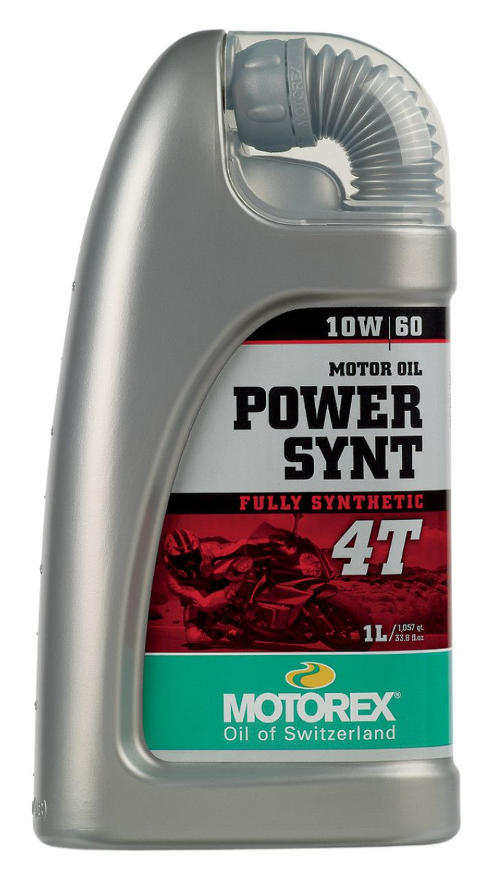 Motorex Power Synt 4T Engine Oil - RevZilla