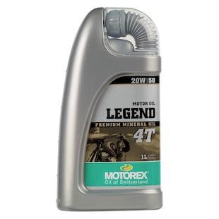 Motorex Legend Big Twin 4T Engine Oil