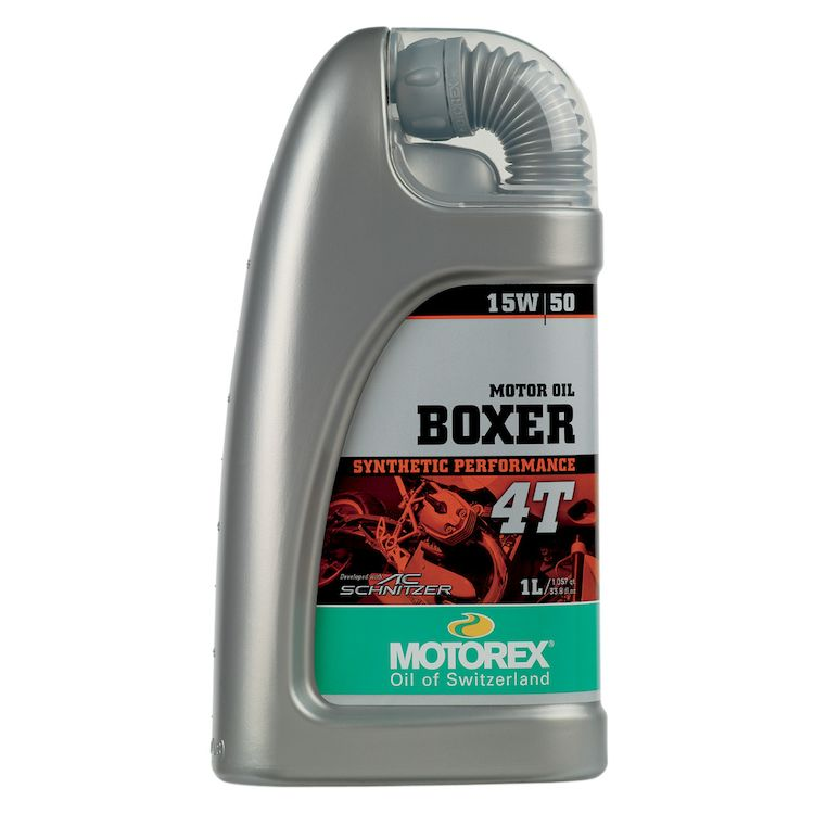 Motorex Boxer 4T Engine Oil