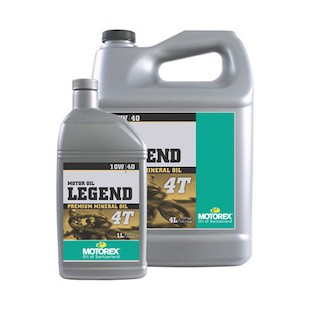Motorex Legend 4T Engine Oil