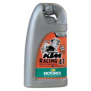 Motorex KTM Racing 4T Engine Oil
