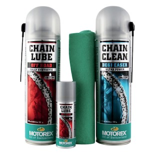 Motorex Offroad Chain Clean Care Kit