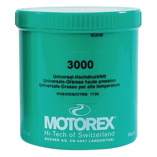 Motorex High Pressure Grease 3000