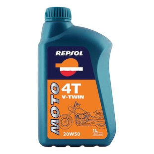 Repsol V-Twin 4T Engine Oil
