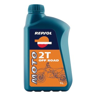 Repsol Off Road 2T Engine Oil