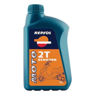 Repsol Scooter 2T Engine Oil