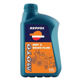Repsol DOT 4 Brake Fluid