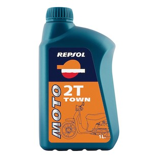 Repsol Town 2T Engine Oil