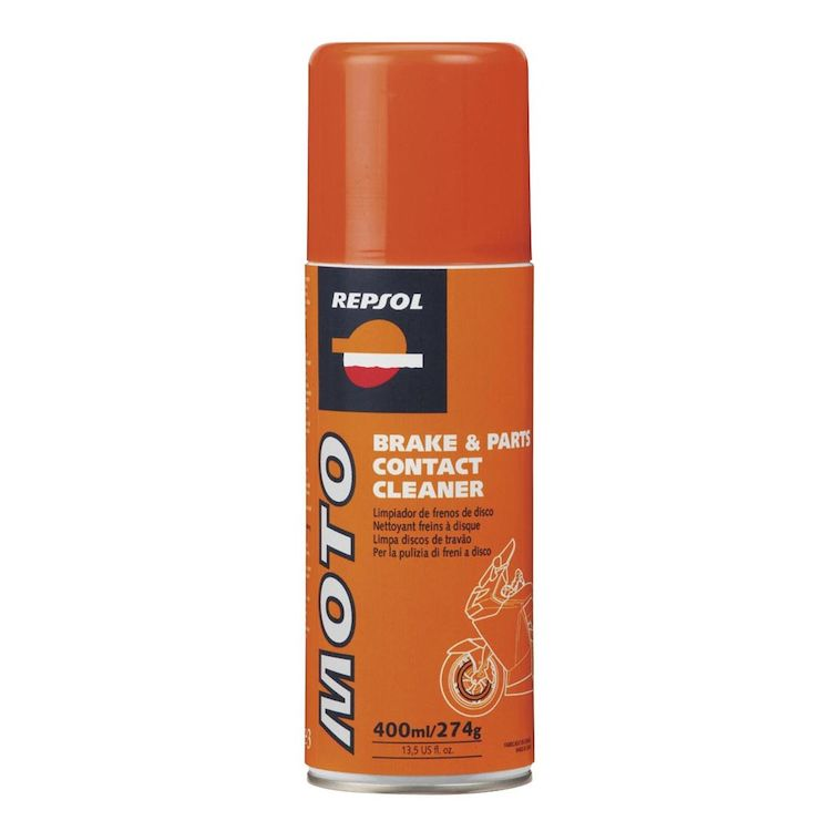 Repsol Brake Parts And Contact Cleaner