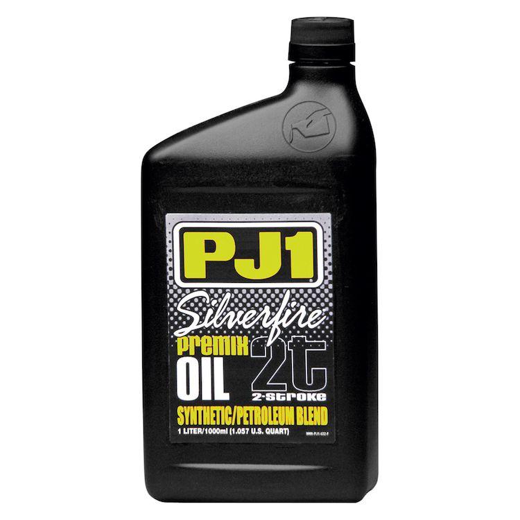 PJ1 Silverfire Premix 2-Stroke Engine Oil