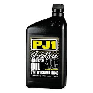 PJ1 Goldfire 4-Stroke Synthetic Blend Engine Oil