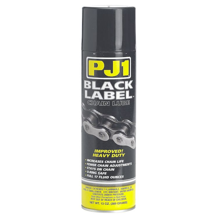 PJ1 Black Label Chain Lube