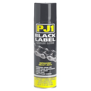 PJ1 Black Label Chain Lube