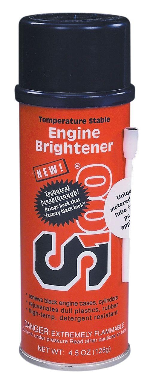 s100 engine brightener instructions