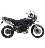 Two Brothers M-2 VALE Slip-On Exhaust Triumph Tiger 800 2011-2013