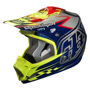 Troy Lee SE3 Team Helmet
