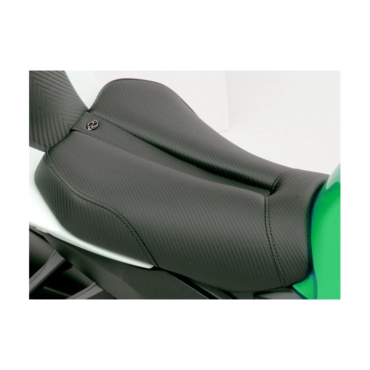 Saddlemen Gel-Channel Track-CF Seat Suzuki GSX1300R Hayabusa 2008-2014