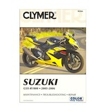 Clymer Manual Suzuki GSX-R1000 2005-2006