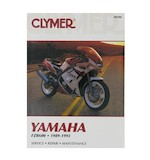 Clymer Manual Yamaha FZR600 1989-1993