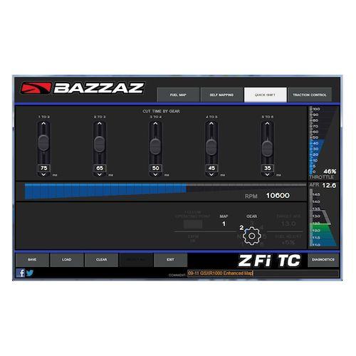 bazzaz qs4 quick shifter ktm rc8/rc8r - revzilla