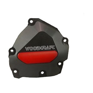 Woodcraft Oil Pump / Ignition Trigger Cover Yamaha R1 2009-2013