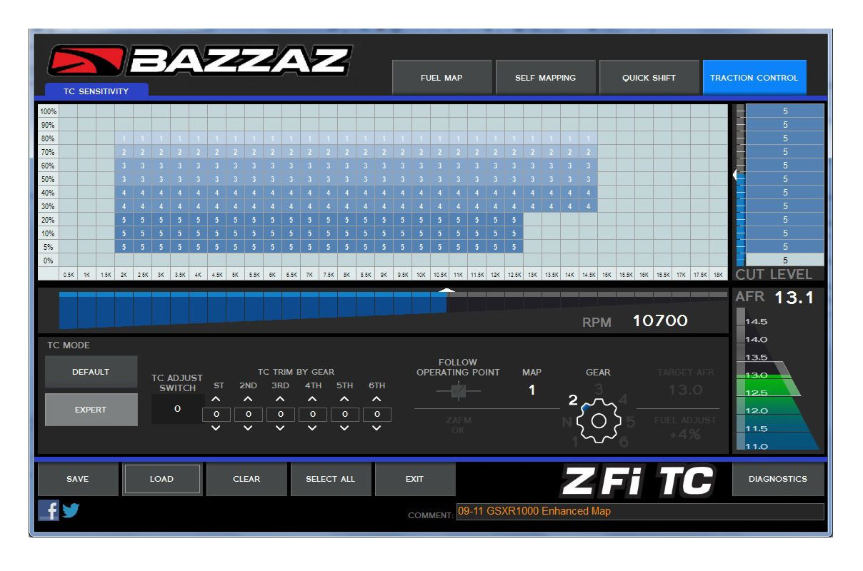 bazzaz z fi tc traction control system yamaha r6 2008 2015 15 rh revzilla com 2012 Yamaha R6 Wiring-Diagram 2009 Yamaha R6 Wiring-Diagram