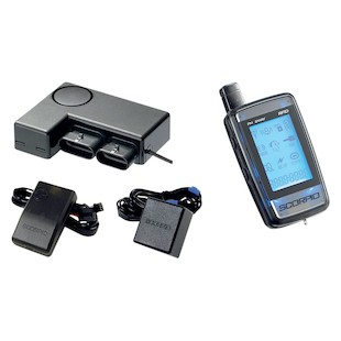 Scorpio SR-i900R Security System