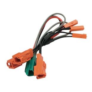 Scorpio Factory Connector Kit Suzuki Burgman/ C50/ M50/ M109R/ VStrom