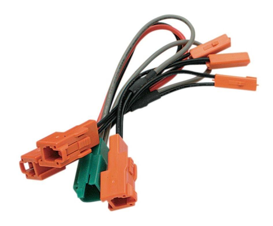 Scorpio Factory Connector Kit Kawasaki RevZilla – Kawasaki Wiring Harness Connectors