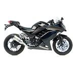 Leo Vince LV-One EVO II Exhaust System Kawasaki Ninja 300 2013