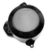 Leo Vince Carbon Fiber Alternator Cover Triumph Street Triple/R 2012-2013