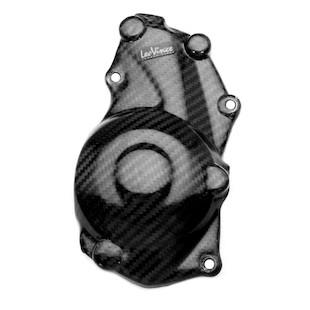 Leo Vince Carbon Fiber Ignition Timing Cover Triumph Street Triple/R 2012-2013