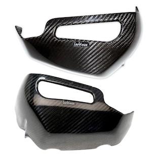Leo Vince Carbon Fiber Engine Covers BMW R1200GS/Adventure 2010-2012