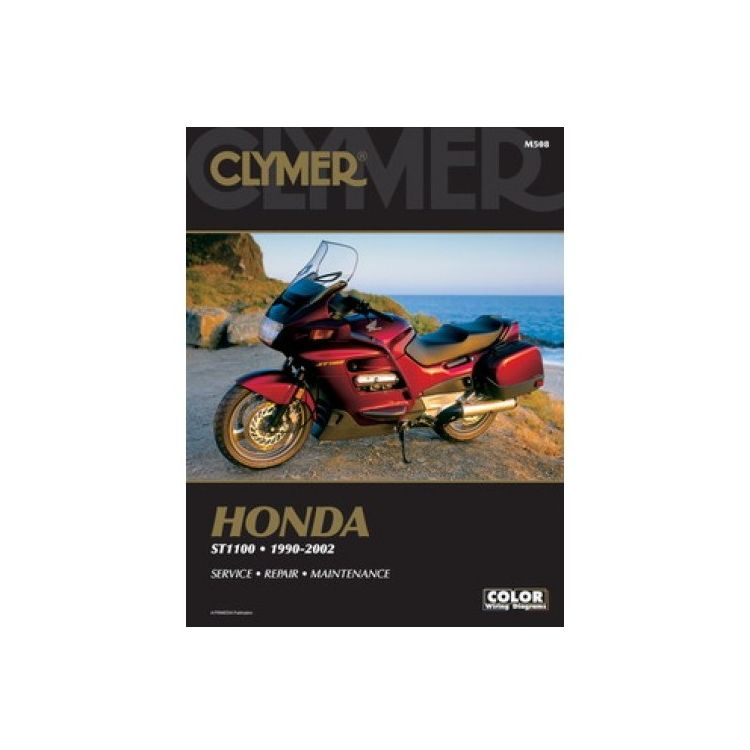Clymer Manual Honda ST1100/Pan European 1990-2002