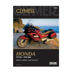 Clymer Manual Honda ST1100/Pan European 1990-2002