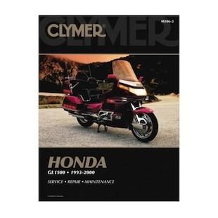 Clymer Manual Honda GL1500 1993-2000