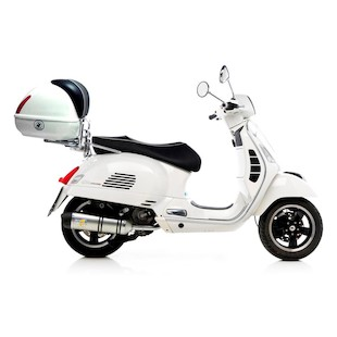 LeoVince LV-One EVO II Slip-On Exhaust Vespa GTS / GTV
