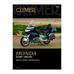 Clymer Manual Honda GL1500 Goldwing 1988-1992