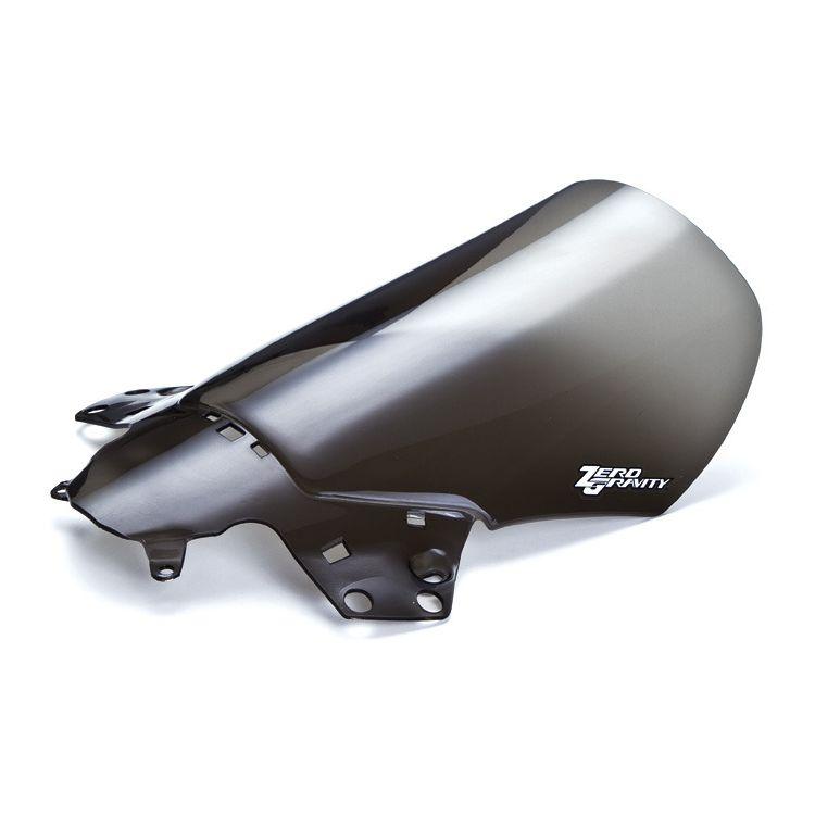 AnXin Black Motorcycle Windscreen Windshield For Honda CBR250R CBR 250 R 2011-2013