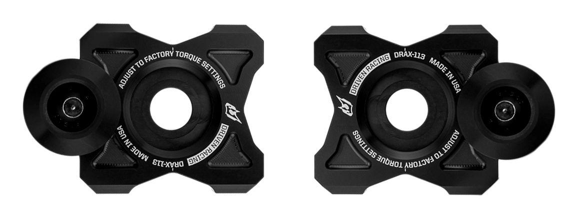 MC Motoparts Red CNC Axle Block Sliders Swingarm Protectors For Kawasaki Ninja 250R 08-12 Ninja 400 Ninja 300R 13-17 14 15 16 Ninja 400R 18-19