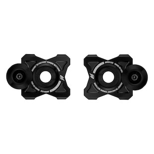 Driven Racing Axle Block Sliders Kawasaki Ninja 250R/300