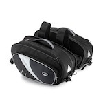 Givi SV201 Silver Saddlebags