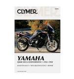 Clymer Manual Yamaha XJ600S 1992-1998