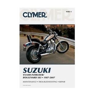 Clymer Manual Suzuki VS1400 / Boulevard