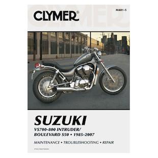 Clymer Manual Suzuki VS700 / VS750 / VS800 / Boulevard S50