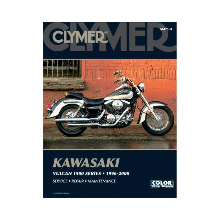 Clymer Manual Kawasaki Vulcan 1500 19962008 10 500 Off Rhrevzilla: 1996 Kawasaki Vulcan 1500 Wiring Diagram At Gmaili.net