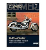 Clymer Manual Kawasaki Vulcan 1500 1996-2008